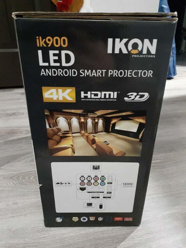 Ikon IK900 projector scam